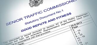 Statutory Guidance Transport Manager Hours